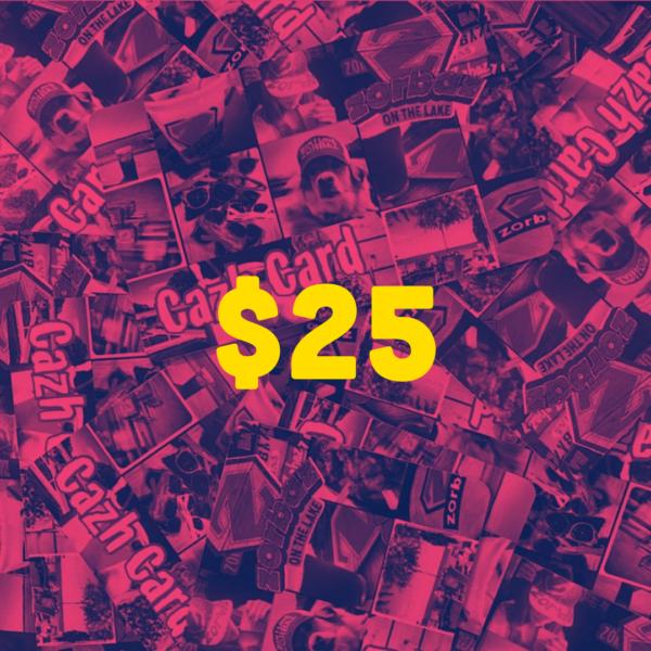 $25 gift card (4)