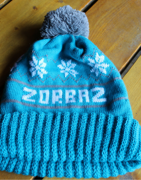 Ztocking Hat Teal!